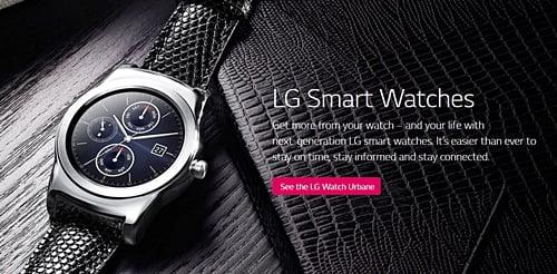 スマートウォッチ単体で通話可能な「LG G Watch Urbane 2nd Edition W-200」新登場top