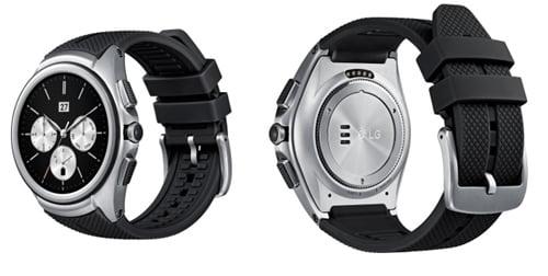LG G Watch Urbane 2nd Edition W-200本体