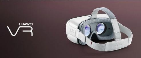Huawei VR フェーウェイがスマホ用ヘッドマウントディスプレイを発表