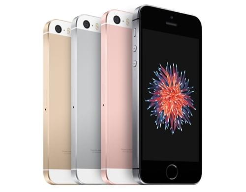 iPhoneSEは売れてる?発売週のスマホ端末売上ランキング
