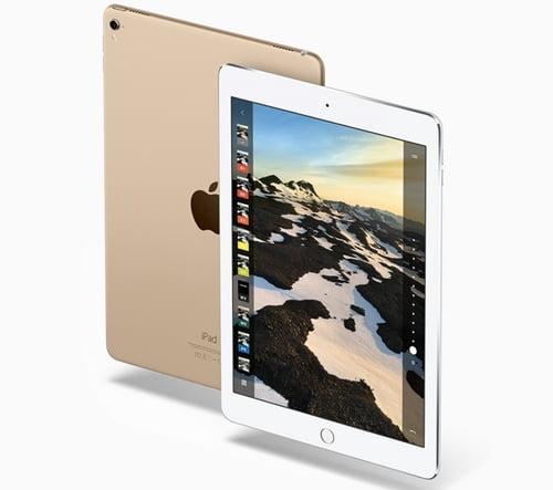 ソフトバンク iPad Pro 9.7インチ本体画像