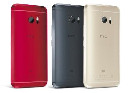 HTC 10スペック本体カラー
