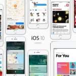 iOS10の新機能 10種類まとめ