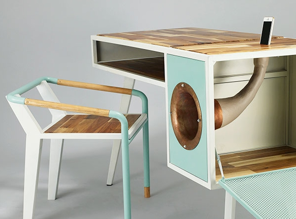 soundbox table and seatトップ画像
