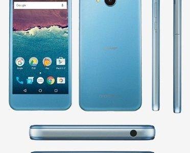 ワイモバイル「507SH」 国内初!AndroidOne OS搭載の日本仕様スマホ登場!