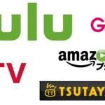 インターネットの動画視聴サービス認知度ランキング