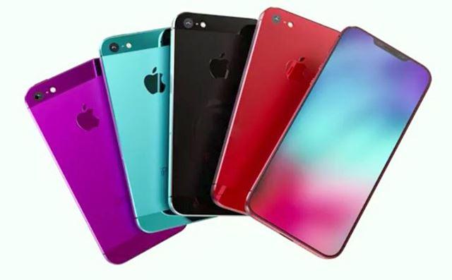 iPhoneSE2コンセプトデザイン