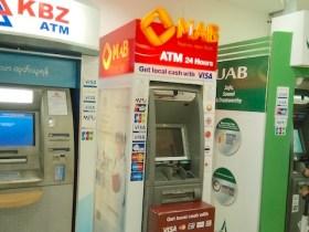 ミャンマーの銀行口座の開き方