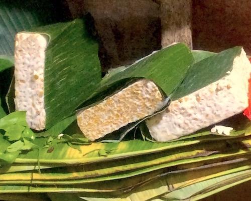 インドネシアのテンペ