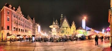 Jarmark Bożonarodzeniowy Wrocław 2013