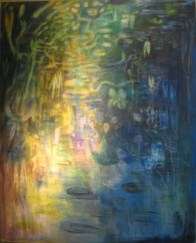 Revelation Reflection 60 x 48