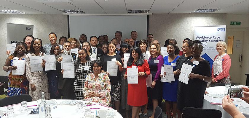 NHS England » NHS celebrates race equality ambassadors