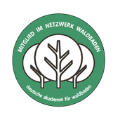 Mitglied im Netzwerk Waldbaden