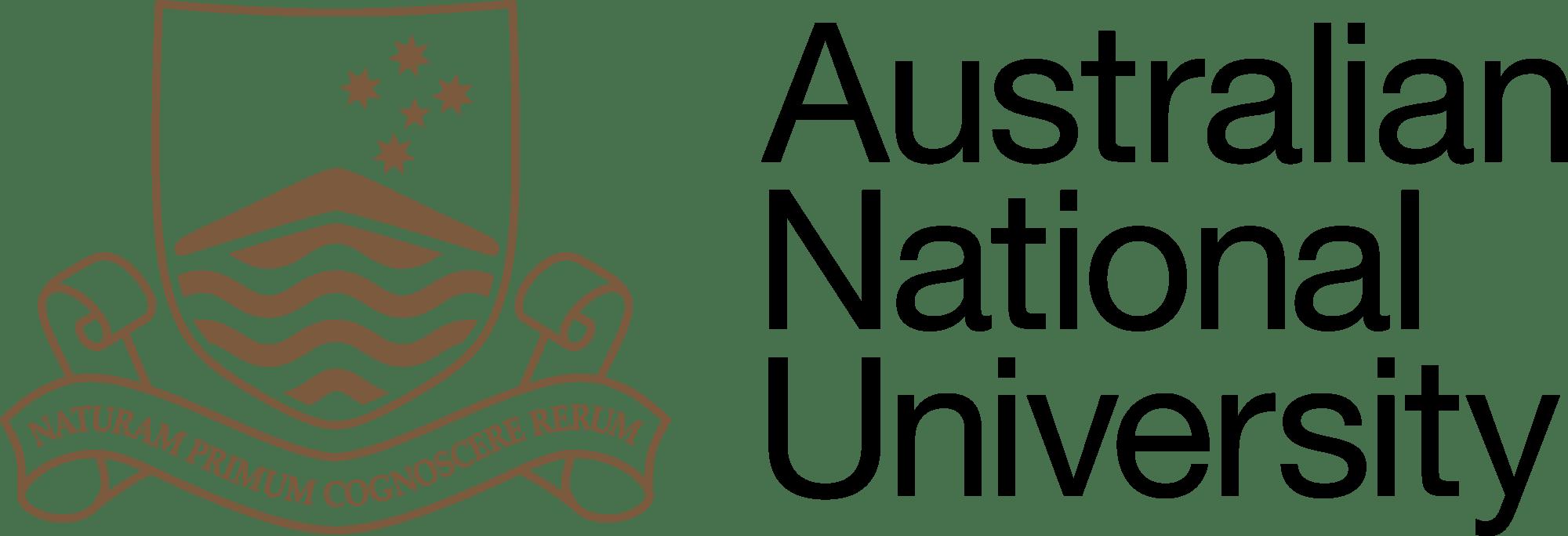 Image result for anu logo