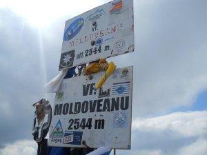 Vf. Moldoveanu 2544m