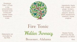 Fire Tonic