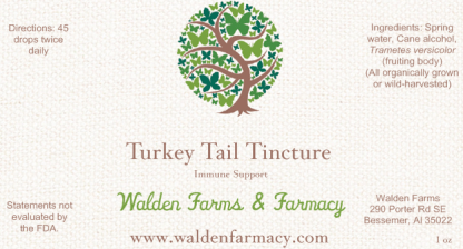 Turkey Tail Tincture