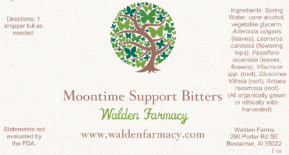 Moontime Support Bitters