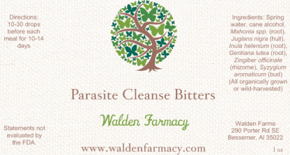 Parasite Cleanse Bitters