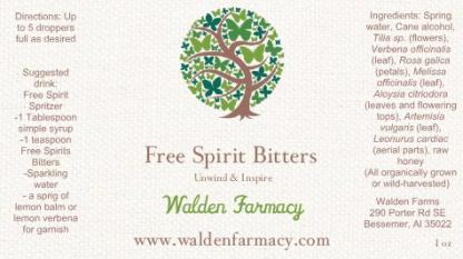 Free Spirit Bitters