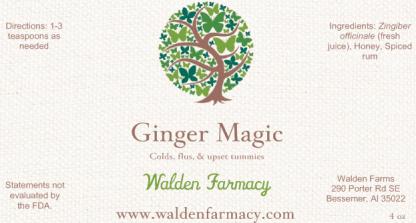 Ginger Magic