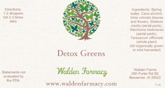 Detox Greens