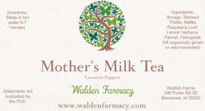 Mother's Milk Tea