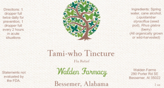 Tami-who Tincture
