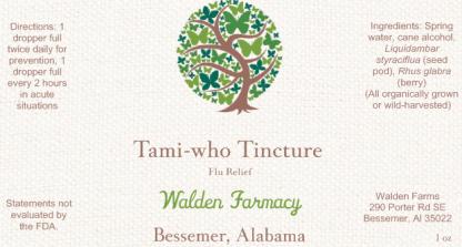 Tami-who Tincture