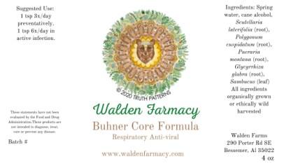 Buhner Core Formula