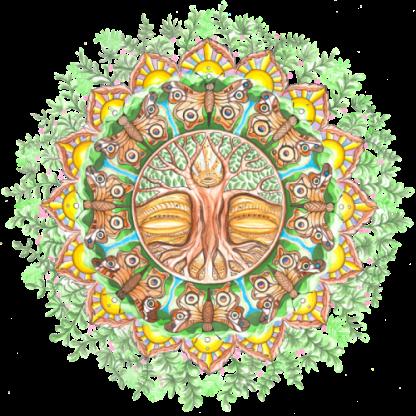 Tree Mandala
