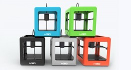 3D Printing Goes Mainstream With This Low-Cost Next Generation 3D Printer