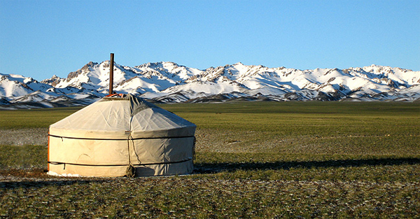 o Yurt