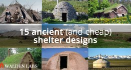 15 Ancient House Designs That You Can Build Really Cheap (Potentially For Free)