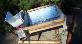 A Solar Energy System That You Can Put Together in Your Garage
