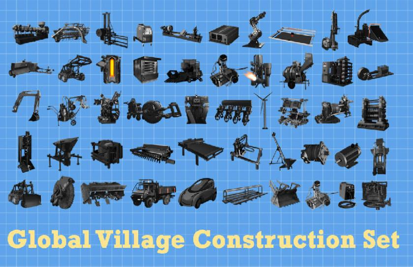Global Village Construction Set