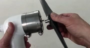 How To Build A Mini Wind Turbine