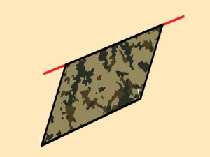 Preppers-Will-Basic-Lean-To-tarp-shelter