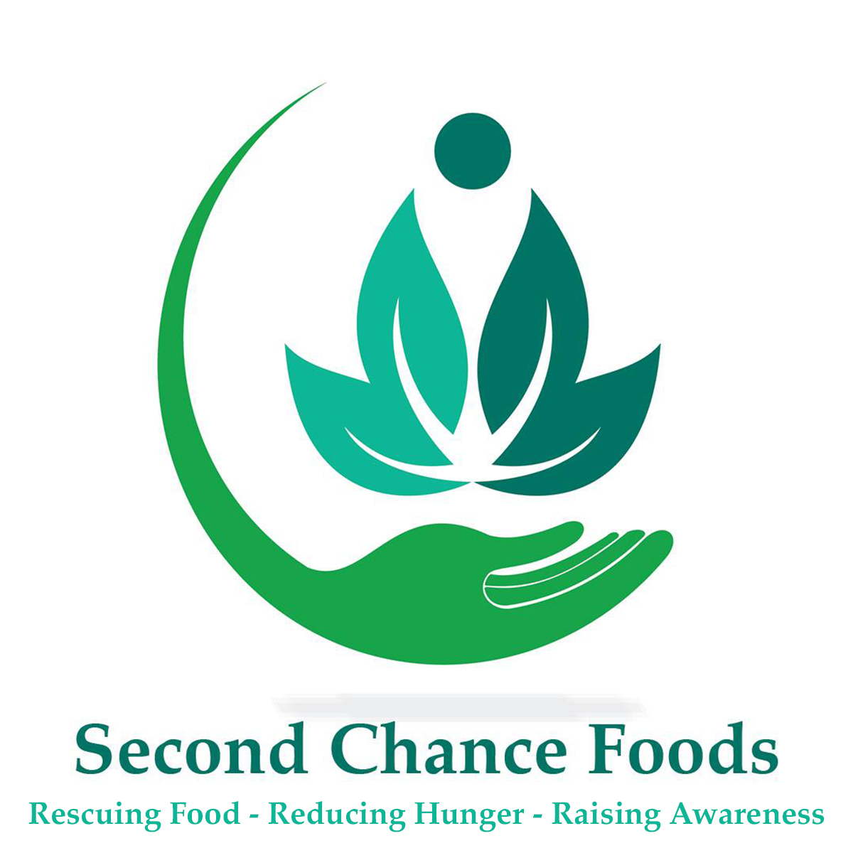 Second Chance Food's logo