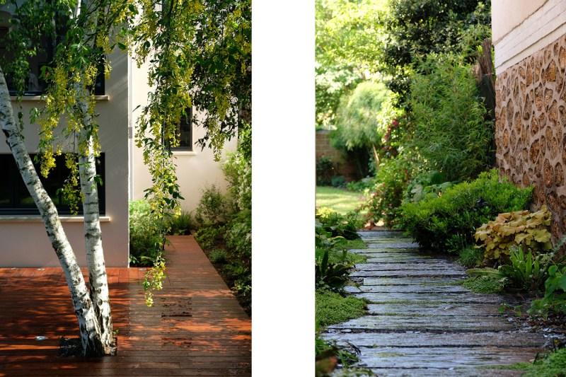 Walden Paysage Jardin Contemporain Conception 1