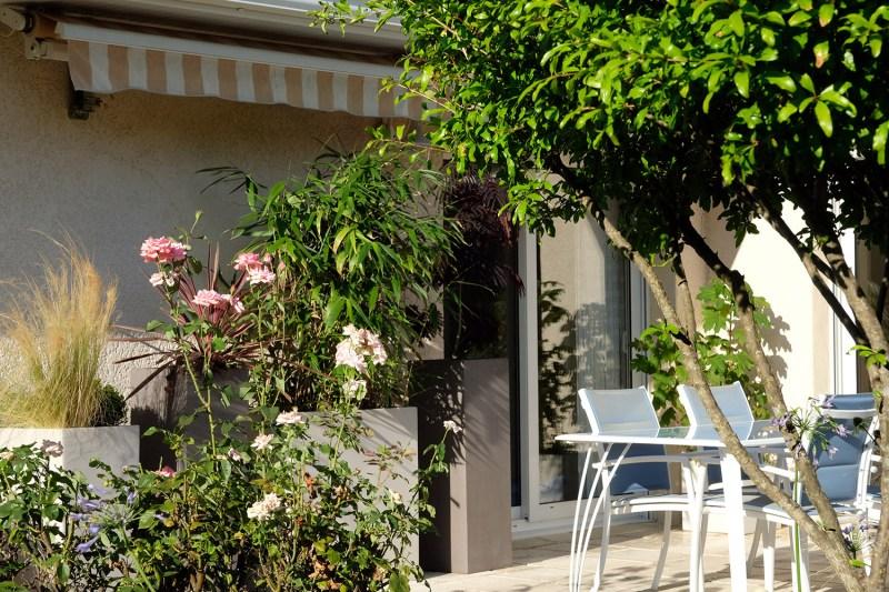 Walden Paysage terrasse Varces Grenoble