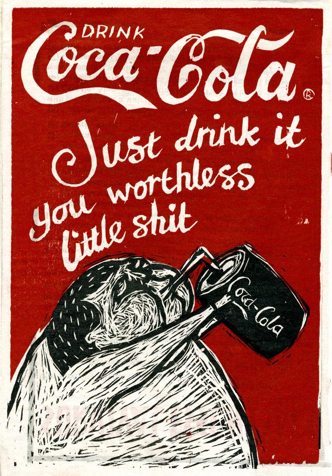 coke advert
