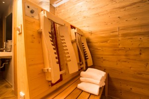 Relaxen in der Softsauna
