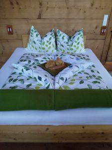 Sanfte Träume im Holzambiente