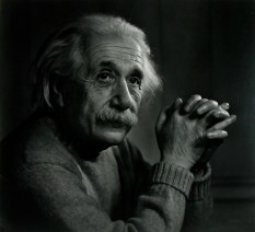 yousruf karsh einstein