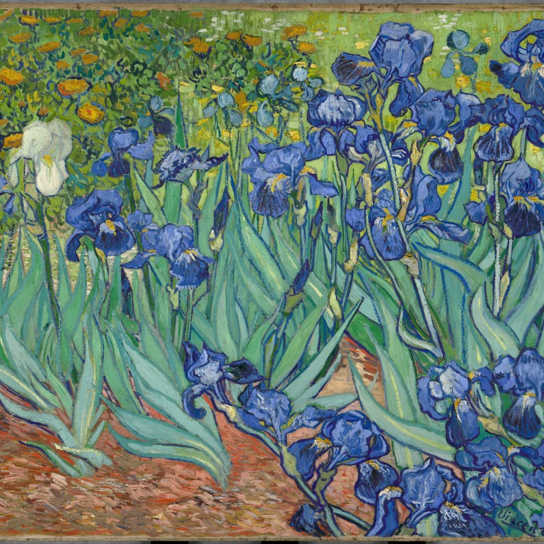Happy 164th birthday vincent van gogh waldina for Van gogh paintings locations