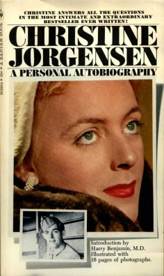 christine jorgensen book