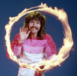 FILE PHOTO OF DECEASED MAGICIAN DOUG HENNING