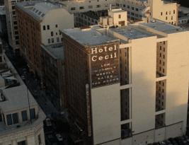 Desaparición en el Hotel Cecil