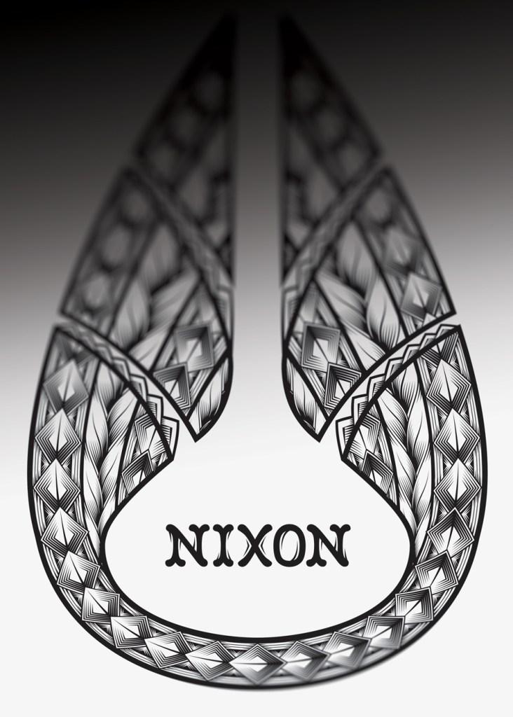NixonTribeBW